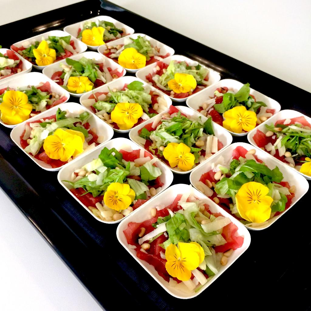 mini-carpaccio